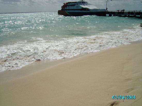 Playa Del Carmen Ferry To Cozumel Picture Of