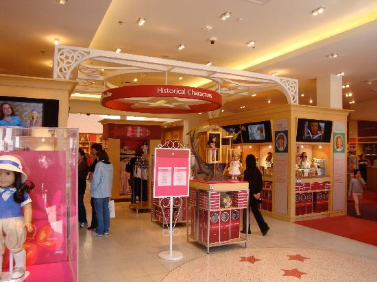 The Westin Galleria Dallas: American Girl Place-Dallas