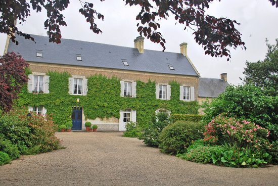 Maison d&#39;hotes Le Roulage: The main house of Le Roulage