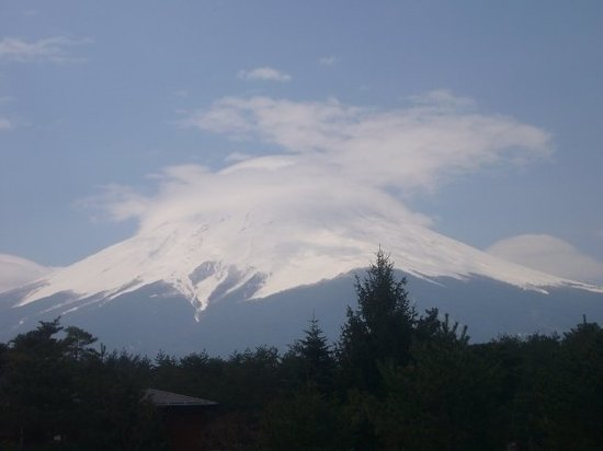 Tokyo, Japan: Mt Fuji
