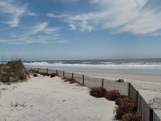 Emerald Isle, NC: Beach