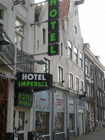Hotel Imperial: l&#39;hotel