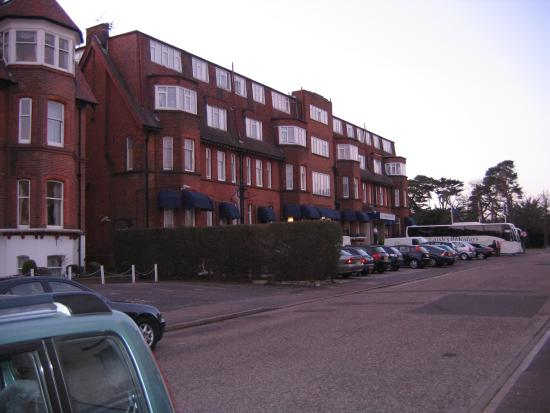 Bournemouth Sands Hotel
