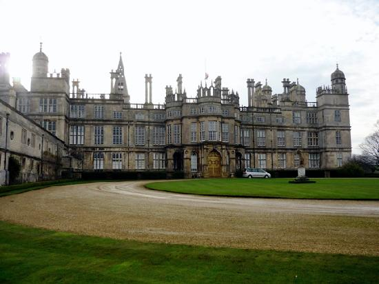 Stamford, UK: Burghley; The House