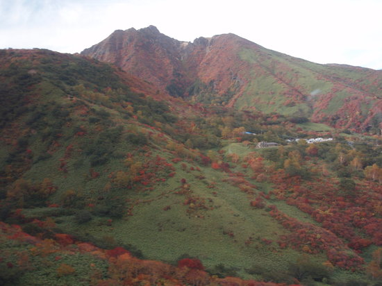 Nasudake, chausudake Mountain