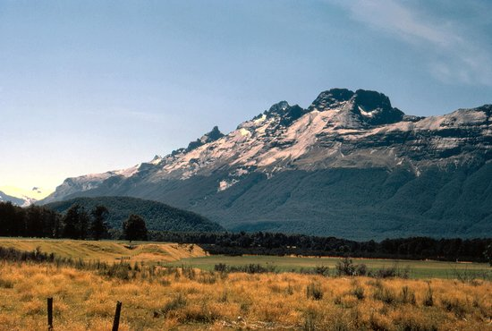 The Dart Valley, near Queenstown