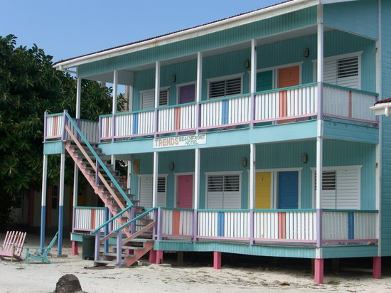 Photo of Trends Beachfront Hotel Caye Caulker
