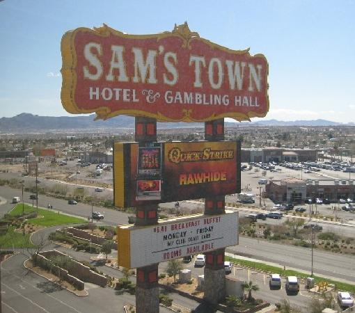 Sams Town Casino Bing Hall in Las Vegas  SamsTownLVcom