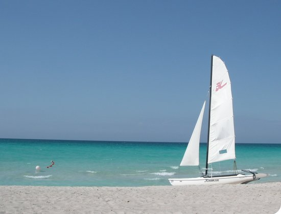 Varadero peninsula