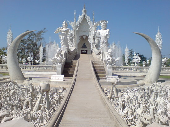 Wat Rong Khun (Chiang Rai, Thailand): Address, Phone Number, Tickets & To...