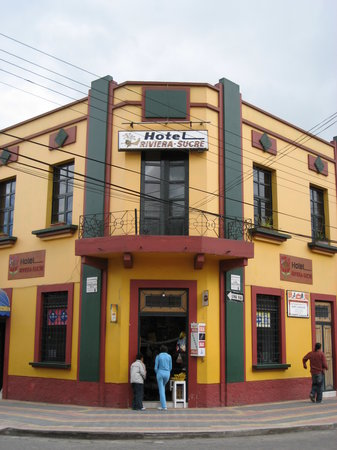 Photo of Hotel Riviera-Sucre Otavalo