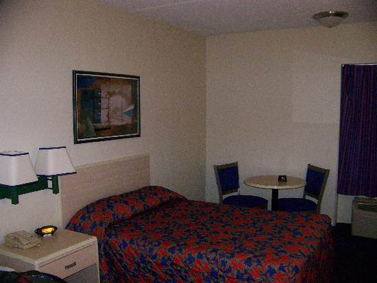 Red Roof Inn - Southpoint: Room photo - 1 angle