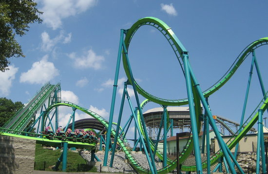 Dorney Park &amp; Wildwater Kingdom