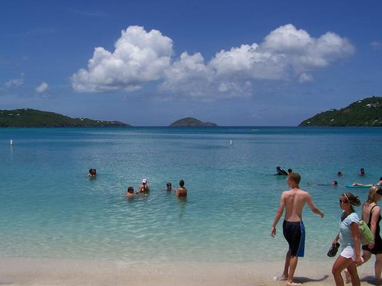 Charlotte Amalie, St. Thomas: Magens Bay, St. Thomas USVI