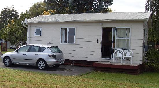 Manukau Top 10 Holiday Park: Our cabin at Manukau