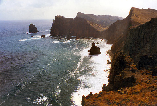 Madeira, Portugal: Sao Laurenco Point