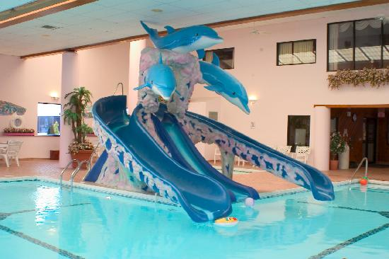 Grand Marquis Waterpark Hotel &amp; Suites : waterpark 