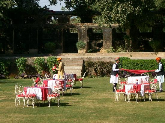 Samode Bagh: Royal treatment