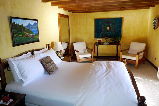 Casa Palopo: Richly decorated rooms
