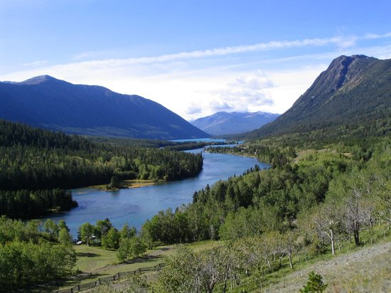 British Columbia, Canada: Chilko River