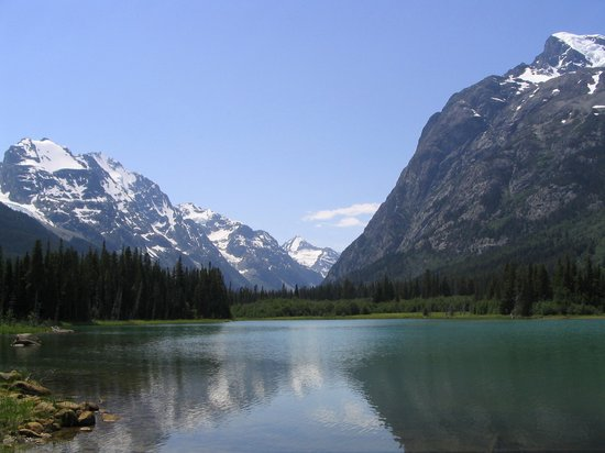 British Columbia, Canada: Spectacle Lake