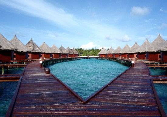 ‪Angaga Island Resort‬
