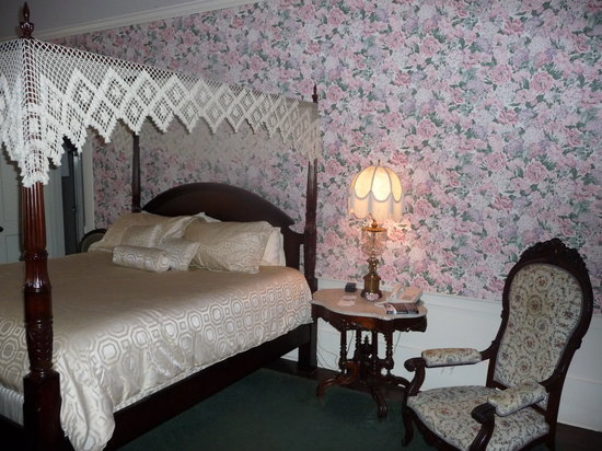 The Excelsior House: Lady Bird Johnson room