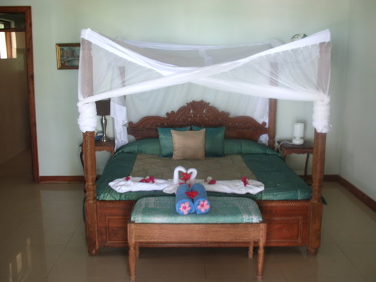 Echo Beach Hotel: bedroom
