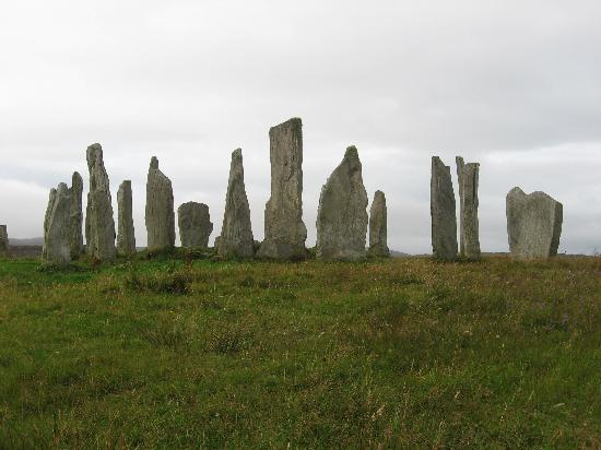 Images of Callanish Standing Stones, Isle of Lewis