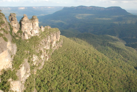 Katoomba, Australien: what it's famous for