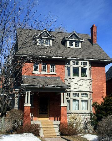 House In Queen Anne Style Picture Of The Glebe Ottawa