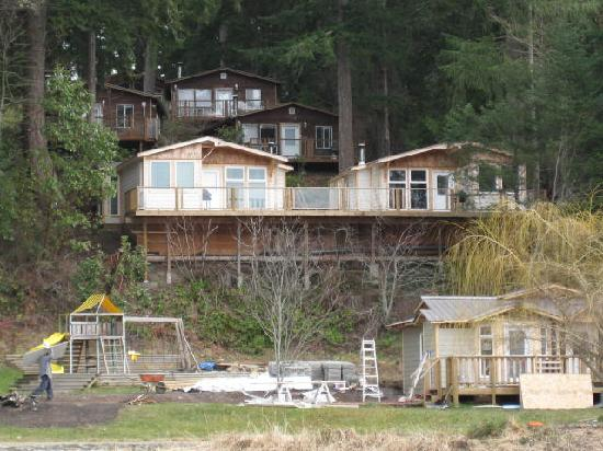 Our cottage picture of st mary lake resort salt spring for St mary lodge and cabins