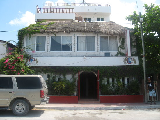 Photo of Hotel Inglaterra Puerto Morelos