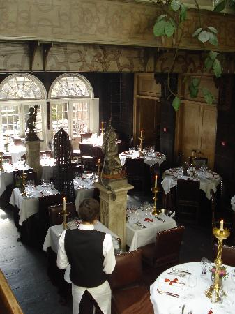 The Secret Garden Restaurant Picture Of The Witchery By