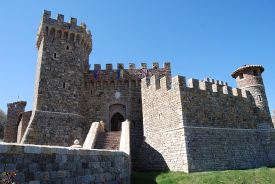 Castello di Amorosa