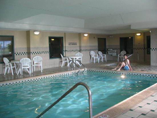 Country Inn & Suites By Carlson, Denver International Airport, CO: piscina