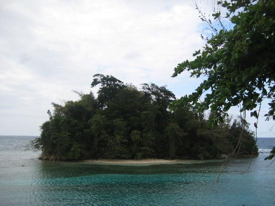 Mikuzi Port Antonio: the island opposie blue lagoon