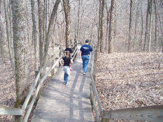 Mitchell, IN: Hiking