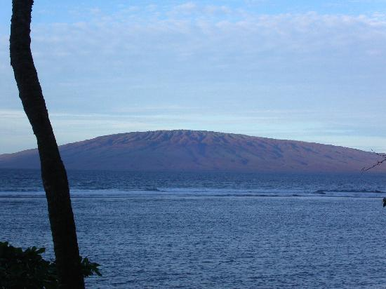 Puunoa Beach Estates: View from lanai