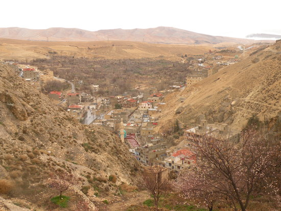 Maaloula