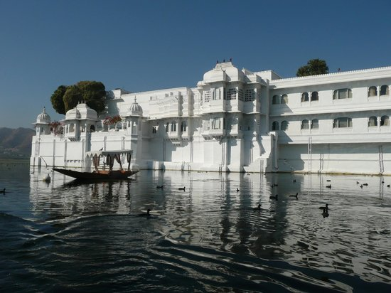 Udaipur, India: Lake Palace