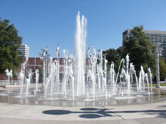 Knoxville, TN : worlds fair park 