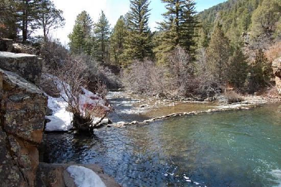 Hampton Inn Taos: Mountain Fishing Spots Galore...