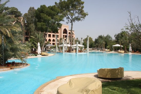 Es Saadi Gardens & Resort - Palace: Es Saadi Pool side capture