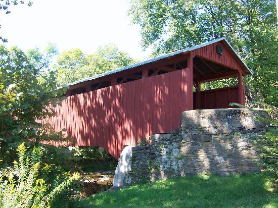Stillwater Covered Bridge