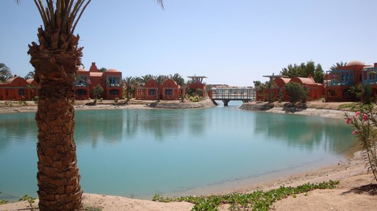 El Gouna, Egypt: Sheraton&#39;s Waterways