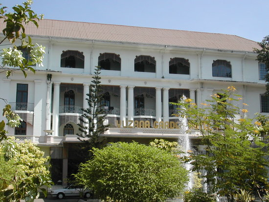 Photo of Yuzana Garden Hotel Yangon (Rangoon)