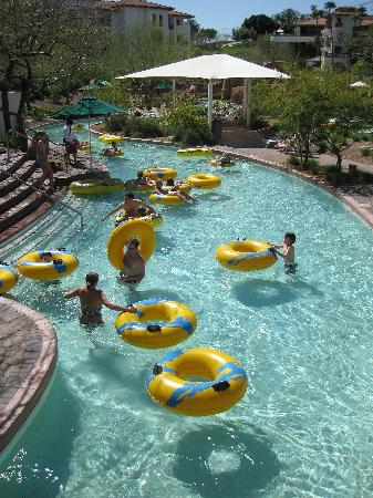 Arizona Grand Resort: Water Park Tubes