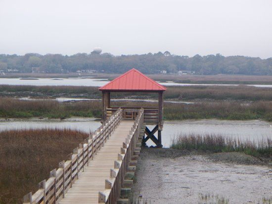 Disney's Hilton Head Island Resort : FIshing pier