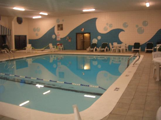 Comfort Inn Cape Cod: Piscine